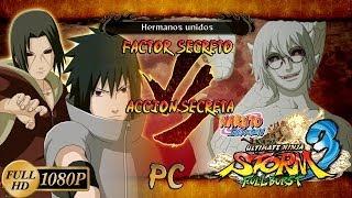 Naruto Shippuden: Ultimate Ninja Storm 3 Full Burst DLC