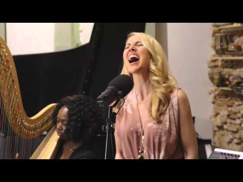 If It's Magic--Stevie Wonder (Morgan James Cover) Brandee Younger, harp
