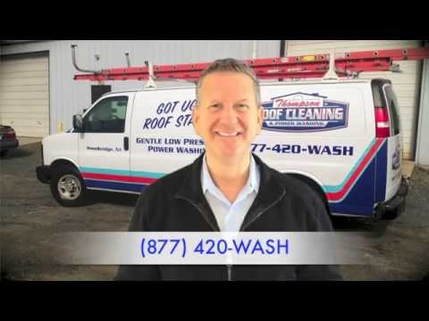 Roof Cleaning Livingston New Jersey | Power Washing Services