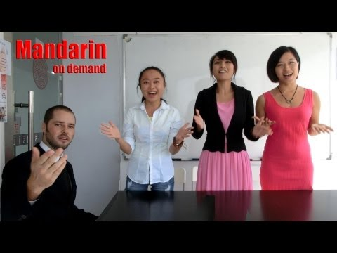 Mandarin on Demand - Allergies and speaking slower