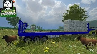 Farming Simulator 2013 Mod Review Heavy Duty Wool