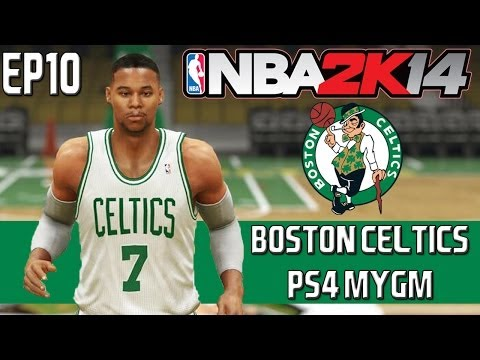NBA 2K14 MyGM Mode: Boston Celtics - 2014 Offseason, Assembling our Core [EP10]