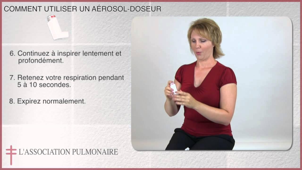 Comment utiliser un a rosol doseur youtube - Comment utiliser un bidet ...