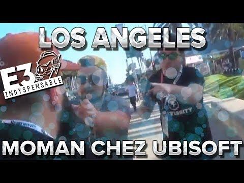 Los Angeles #2 : MoMaN chez Ubisoft