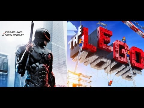 Hollywood Box Office Roundup: The LEGO Movie Trounces RoboCop
