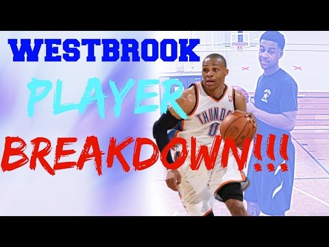 Russell Westbrook Player Break Down - Crossover and Pull-up