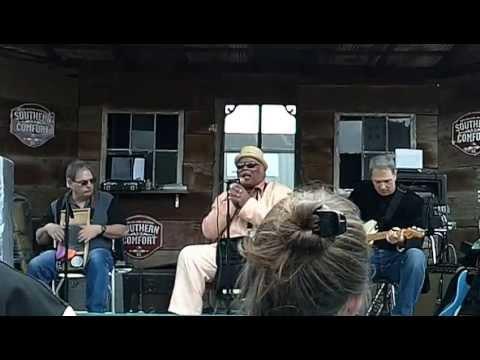 Blind Mississippi Morris At The Beale Street Music