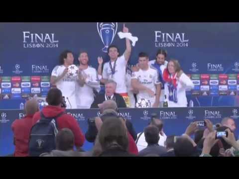 El Real Madrid se hace con su décima Champions League