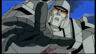 Prime Vs Megatron Animation Movie Super Clearest HD Clear