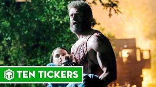 Top 10 điều ẩn giấu trong trailer của Logan | Ten Tickers Đặc biệt 19