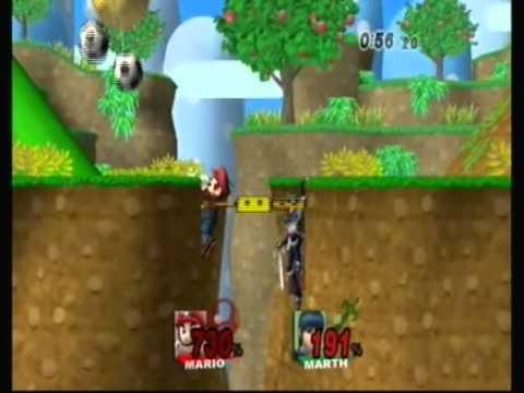 SSBB TAP A Plumber VS The Hero of Aritia