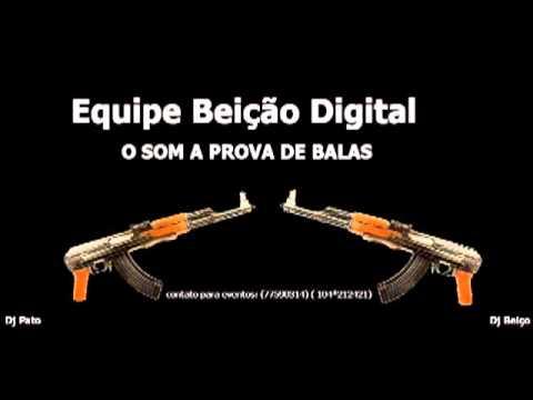 MAIS TOCADAS DO BAILE DO PISTÃO ( DJ TAAZ ) - 2013