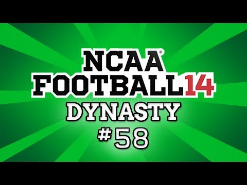 NCAA Football 14: Offline Dynasty - E58: S5G1 vs Vanderbilt Commodores