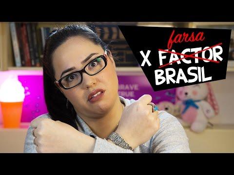 Terceiramente - X FACTOR BRASIL É UMA FALTA DE RESPEITO
