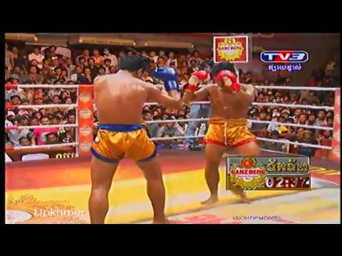 Roeung Sophorn vs Naronggwut-thai [03-Nov-2013]