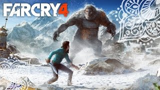 Far Cry 4 - Valley of the Yetis Gameplay trailer