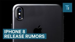 Everything we know about the Apple iPhone 8