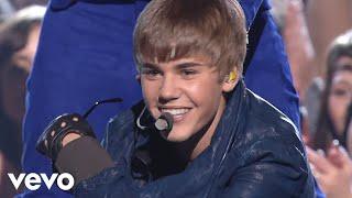 Justin Bieber, Usher - Baby/Never Say Never/OMG (GRAMMYs on CBS) ft. Jaden Smith
