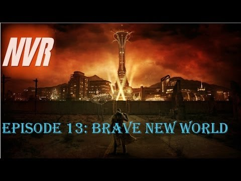 The Wacky Adventures of Stan Diego Episode 13: Brave New World