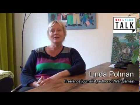On Blue Helmets and Cynicism, Linda Polman on UN Peace Operations
