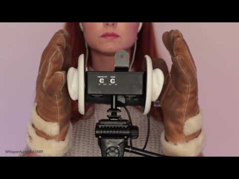 ASMR - Sound Catalogue #2 - UGG Gloves