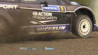 Vid�o Day 2 Highlights - 2012 WRC Rally Finland par Best-of-RallyLive (2564 vues)