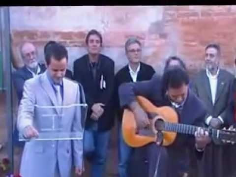 ACTO DE SEÑALIZACIÓN OFICIAL LMH TAPIA DEL CEMENTERIO GRANADA Vid 2