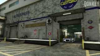 GTA V Secret Car LOCATION ADDER (Bugatti Veyron)
