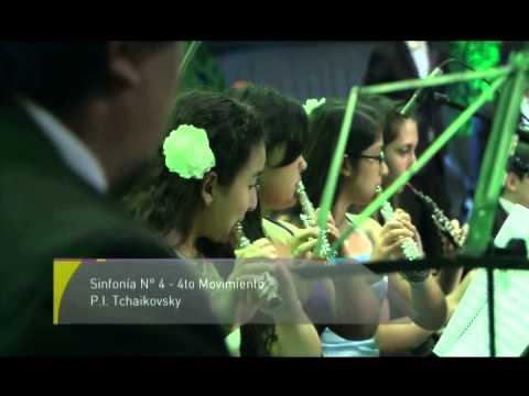 Iguazú en Concierto 2015 – SISTEMA DE ORQUESTAS JUVENILES E INFANTILES DE JUJUY