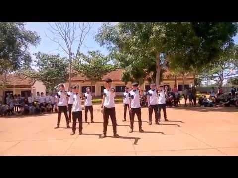 Nhảy Dân Vũ (Bèo Dạt Mây Trôi) THCS  Nguyễn Du Eatoh