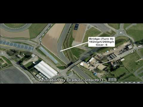 08 British Grand Prix Track Preview - 2009 Formula 1 Season - Silverstone Circuit Insights