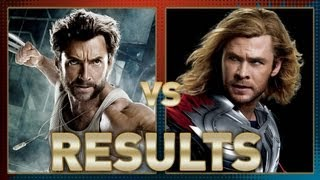 Wolverine Vs Thor: Fanboy Faceoff Results