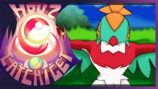 How & Where To Catch/get Hawlucha In Pokemon X And Y