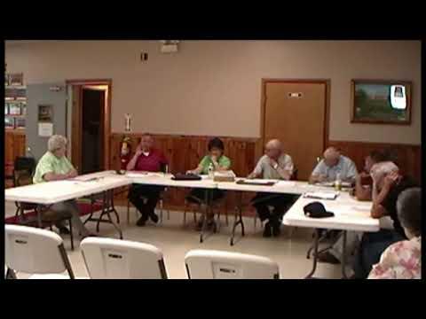 Altona Town Board Meeting 6-11-12