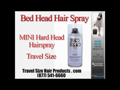 Hard Head Hair Spray Travel Size by TIGI