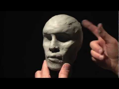 Head Sculpture Part-2