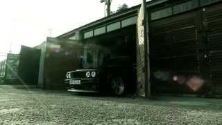 Красивое видео стартапа польских мастеров на примере BMW E30 c двигателем M54