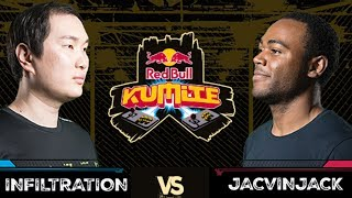 Red Bull Kumite 2017: Infiltration vs Javinjack | Winners Quarter Finals