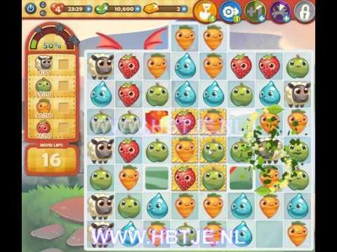 Farm Heroes Saga level 438
