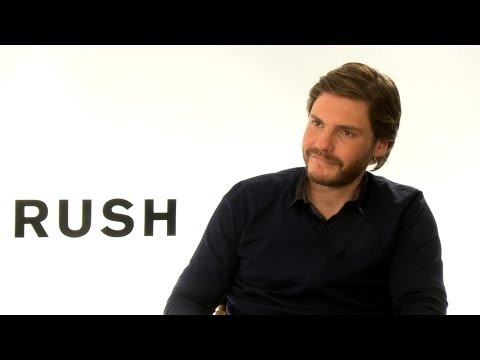 'Rush' Daniel Brühl Interview