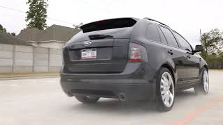 2007 Ford Edge Modified W/ Magnaflow videos