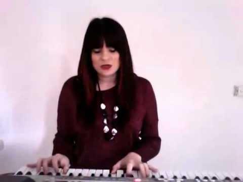 Courtney singing 'Lego House' by Ed Sheeran
