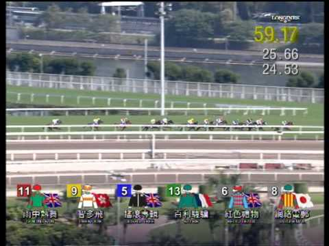 Vidéo de la course PMU HONG KONG VASE
