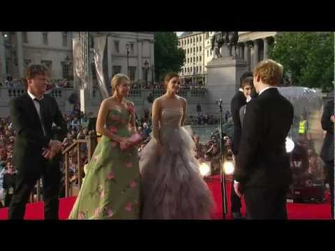 &quot;Harry Potter and the Deathly Hallows - Part 2&quot;  Red Carpet Premiere