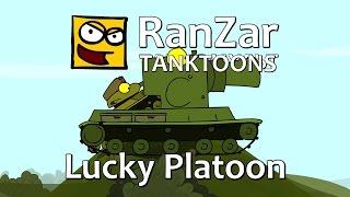 Tanktoon - Šťastná četa