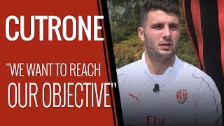 """Cutrone: """"Now we must give our all"""""""