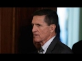 Flynn departs the White House under a cloud of controversy