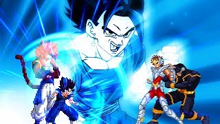 Dragon Ball Z Vs Saint Seiya Vs Marvel 15 Minutos De MUGEN