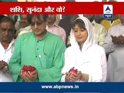 Controvercy on twitter: Shahi Tharoor, wife Sunanda Pushkara and a Pak journalist