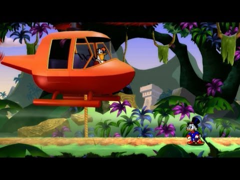 Ducktales Remastered - E3 2013 Gameplay